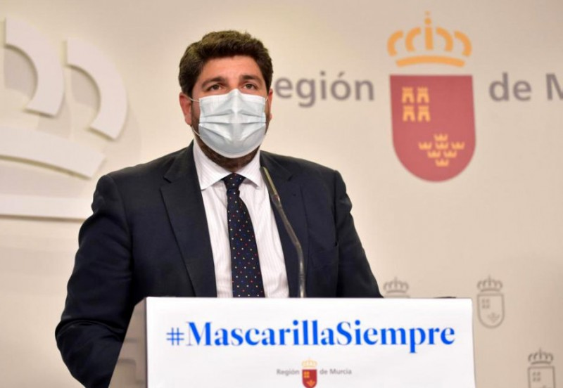 <span style='color:#780948'>ARCHIVED</span> - The six-month pandemic curfew and inter-regional travel ban in Murcia end on Saturday night