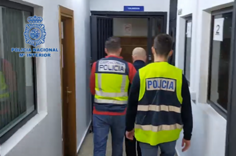 <span style='color:#780948'>ARCHIVED</span> - Two wanted men arrested in Malaga and Granada over murder in Germany
