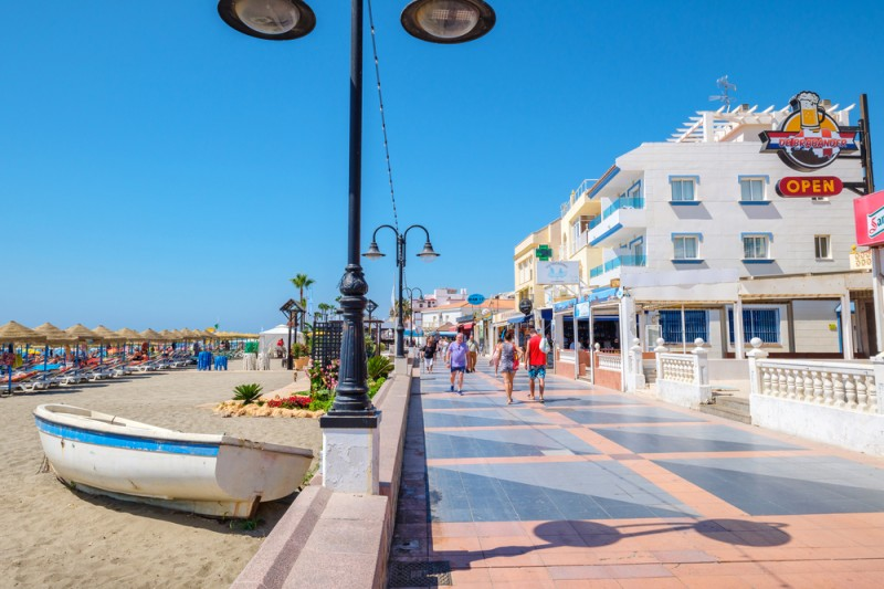 <span style='color:#780948'>ARCHIVED</span> - Costa del Sol hotels expect to only invoice half of their 2019 sales this year