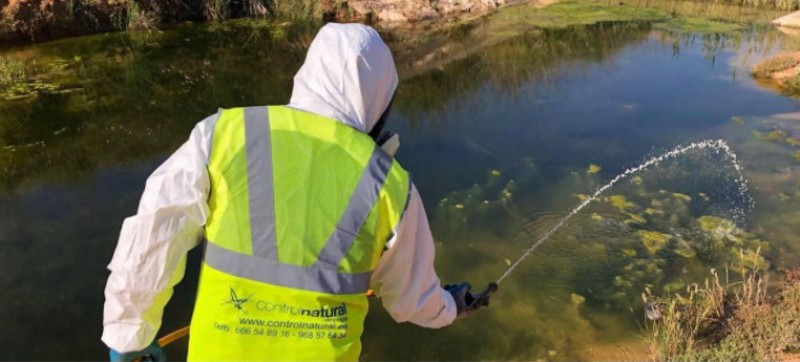 <span style='color:#780948'>ARCHIVED</span> - Tiger mosquito spraying begins in Murcia as the weather warms up