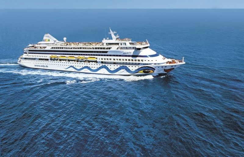 <span style='color:#780948'>ARCHIVED</span> - Aida cruises includes Cartagena in Spanish coastal cruise itinerary