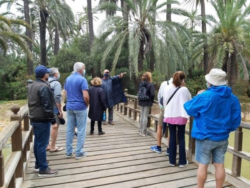 <span style='color:#780948'>ARCHIVED</span> - Free guided walks in Alicante city until the end of June