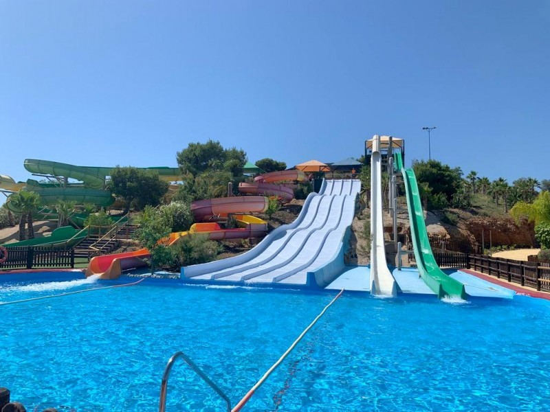 <span style='color:#780948'>ARCHIVED</span> - Terra Natura Murcia waterpark re-opens on June 5