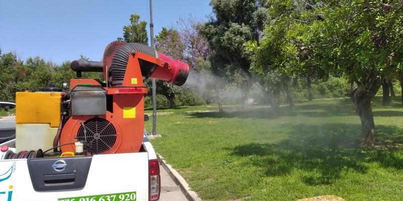 <span style='color:#780948'>ARCHIVED</span> - Mosquito plague hits residential areas near the salt lake in Torrevieja