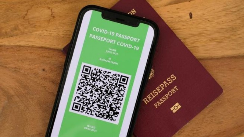 Up to 1,752 tourists have already entered Spain with new Digital Covid Certificate