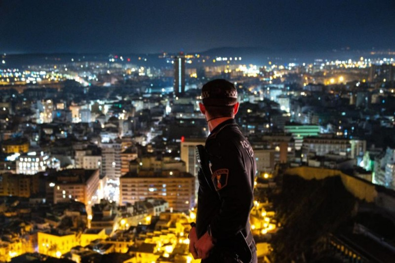 <span style='color:#780948'>ARCHIVED</span> - Alicante deploys 300 police officers on first weekend without curfew