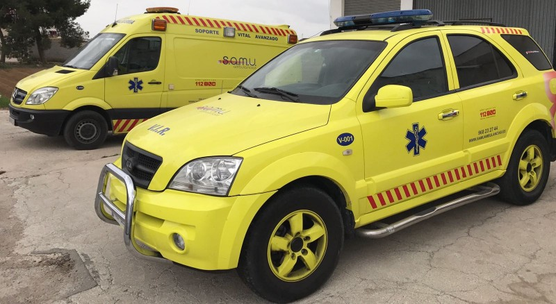 <span style='color:#780948'>ARCHIVED</span> - Residents in Orihuela Costa demand 24 hour ambulance service