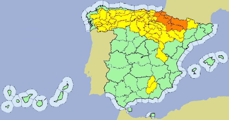<span style='color:#780948'>ARCHIVED</span> - DANA storm and red dust hitting Spain during the same week
