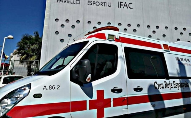 <span style='color:#780948'>ARCHIVED</span> - Blow for Calpe as bid for extra emergency services ambulance is rejected