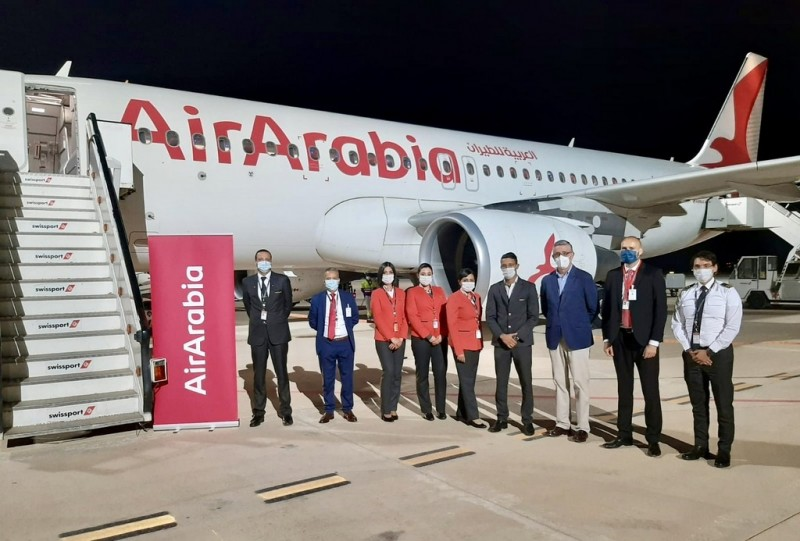 <span style='color:#780948'>ARCHIVED</span> - Corvera airport opens new route with Morocco