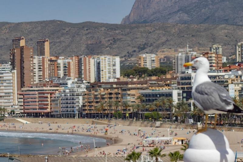 <span style='color:#780948'>ARCHIVED</span> - Foreign tourism recovery remains slow in Benidorm on the Costa Blanca