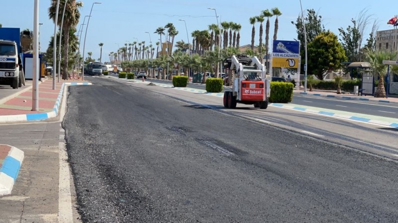 <span style='color:#780948'>ARCHIVED</span> - 45,701 euros to improve Euro-Roda road between San Javier and Los Alcázares