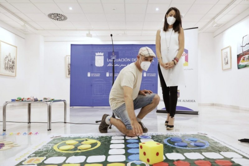 <span style='color:#780948'>ARCHIVED</span> - Almería launches campaign to reintroduce old-fashioned children's games to youngsters