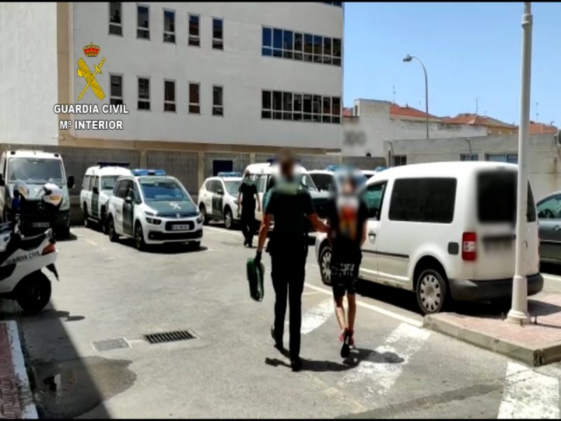 <span style='color:#780948'>ARCHIVED</span> - Bars targetted in week long crime spree in Torrevieja