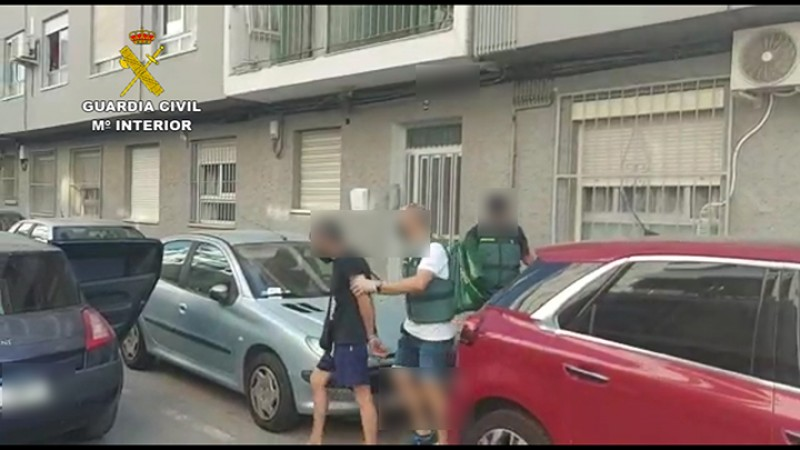 <span style='color:#780948'>ARCHIVED</span> - Seven family members arrested on drug trafficking charges in Villajoyosa