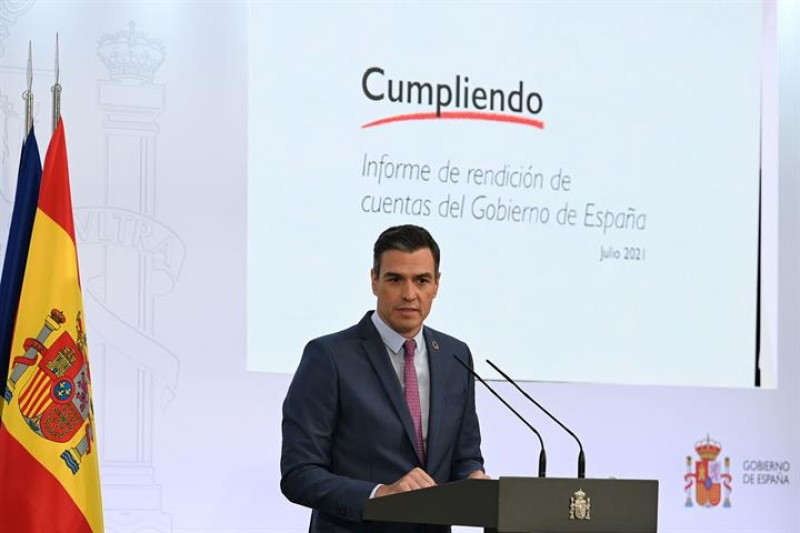 <span style='color:#780948'>ARCHIVED</span> - Spanish PM recognizes that herd immunity will not be achieved in August