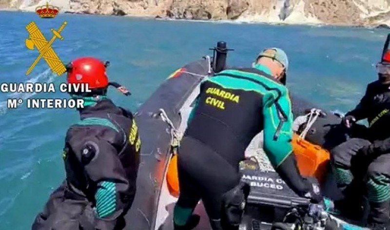 <span style='color:#780948'>ARCHIVED</span> - Body of a young freediver found off Fuerteventura coast