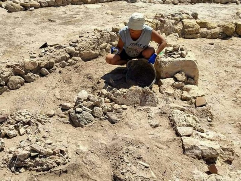 <span style='color:#780948'>ARCHIVED</span> - Annual excavation underway at Las Cabezuelas predominantly Iberian site in Totana
