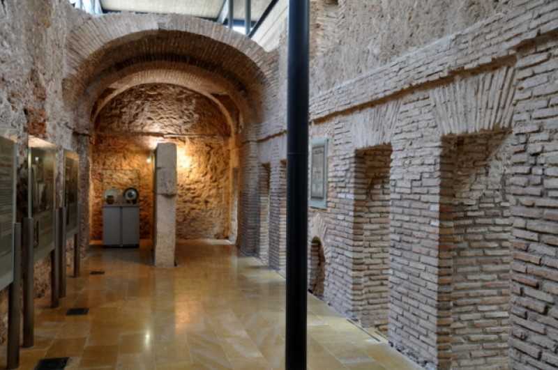 <span style='color:#780948'>ARCHIVED</span> - New opening hours for Archaeological Museum in Alhama de Murcia