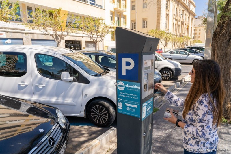 <span style='color:#780948'>ARCHIVED</span> - Free parking in blue Ora car parks in Murcia, Lorca and Cartagena in August