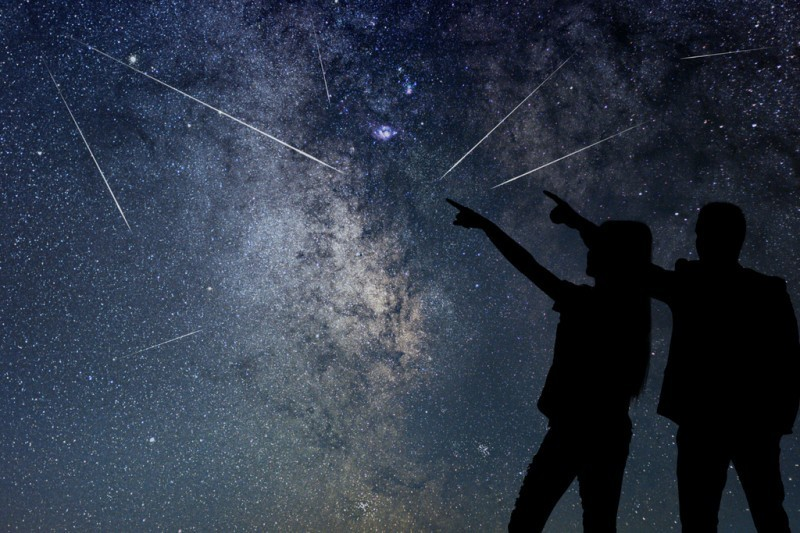 <span style='color:#780948'>ARCHIVED</span> - The 2021 Perseids meteor shower will peak in Spain on August 12