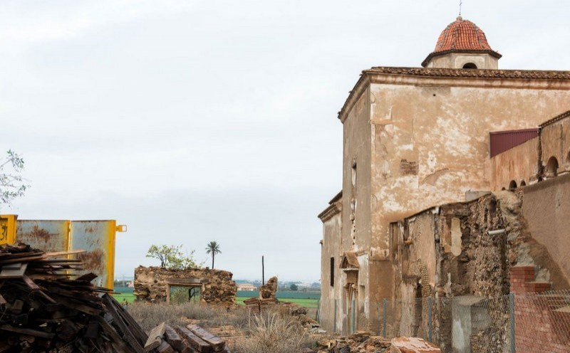 <span style='color:#780948'>ARCHIVED</span> - Monastery of San Ginés de la Jara in Cartagena still not restored by development company