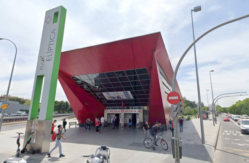 <span style='color:#780948'>ARCHIVED</span> - Madrid metro burglar trapped in ventilation shaft for 2 days