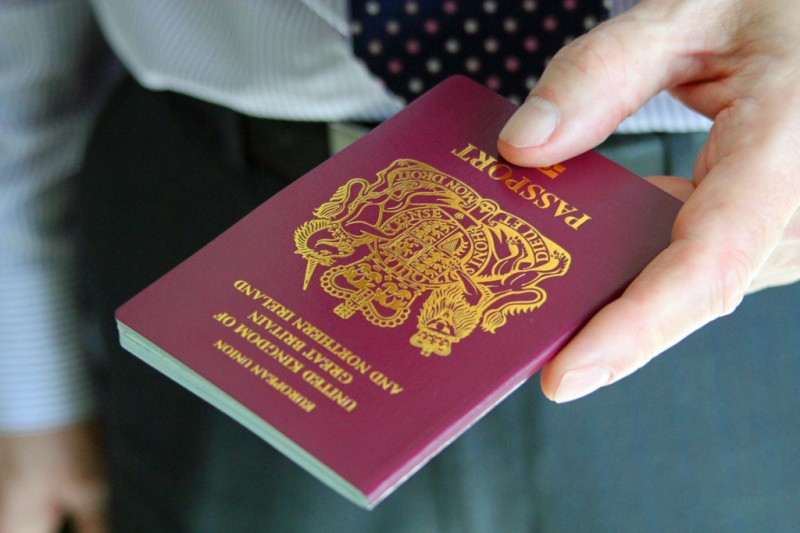 New passport rules for Brits in Spain post-Brexit
