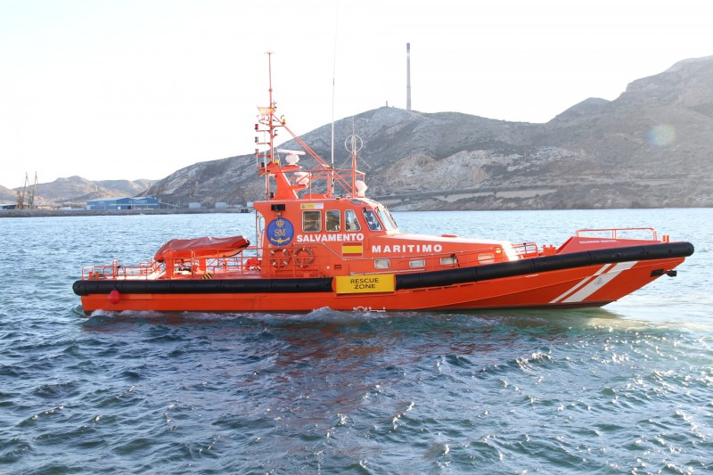 <span style='color:#780948'>ARCHIVED</span> - One migrant dead and another injured after attempting to climb up rocky cliff in Almeria