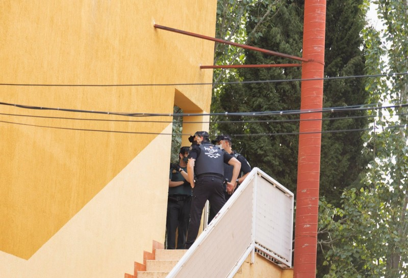 <span style='color:#780948'>ARCHIVED</span> - Police operation in Caravaca against illegal squatter use of public utilities