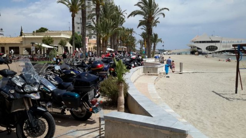 <span style='color:#780948'>ARCHIVED</span> - Biker bliss at San Javier Hot Rally September 17 and 18