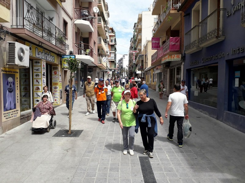 Benidorm extends free parking for shoppers until Christmas