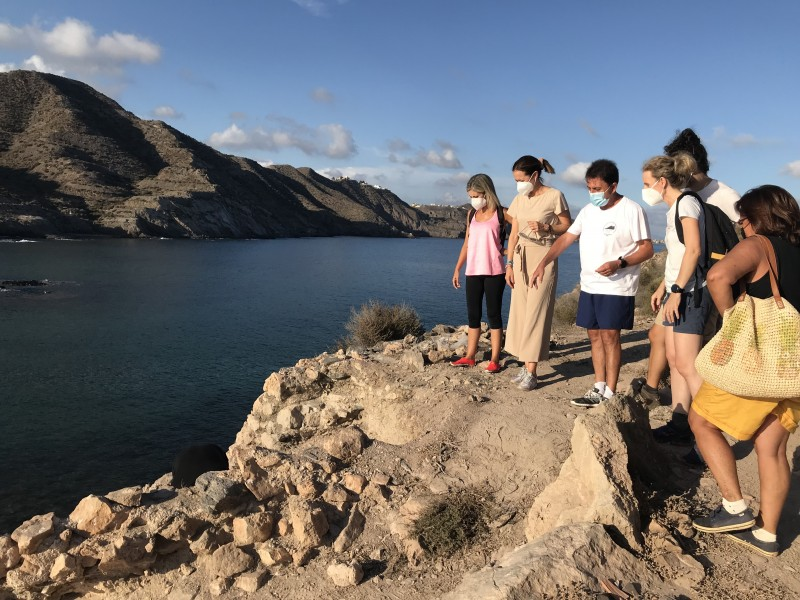 <span style='color:#780948'>ARCHIVED</span> - New excavation on the Isla del Fraile site in Águilas reveals historic secrets