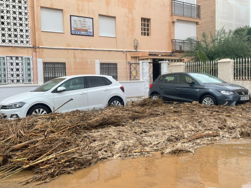 <span style='color:#780948'>ARCHIVED</span> - New water pipes in San Javier to ease flooding