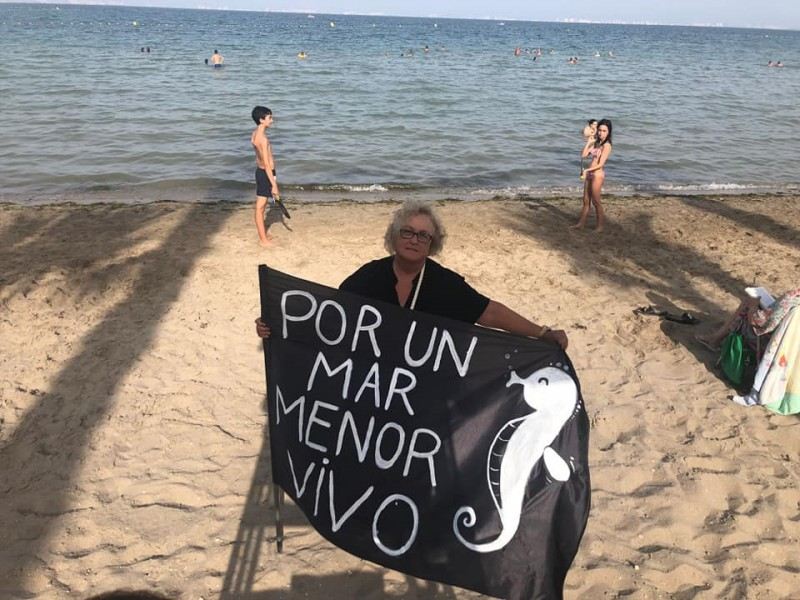 <span style='color:#780948'>ARCHIVED</span> - Ecologists and Mar Menor residents demand greater EU intervention in environmental disaster