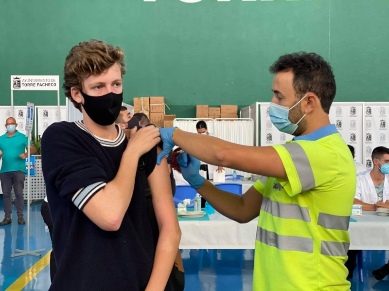 <span style='color:#780948'>ARCHIVED</span> - Spain vaccination update September 23: more than 36 million people now double jabbed