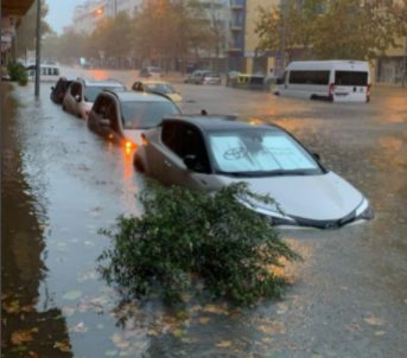 <span style='color:#780948'>ARCHIVED</span> - DANA causes widespread flooding in several communities in Spain