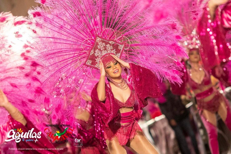<span style='color:#780948'>ARCHIVED</span> - Aguilas Carnival cancelled for second year running