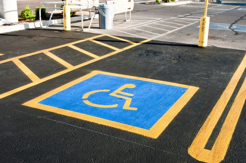 <span style='color:#780948'>ARCHIVED</span> - Disabled parking rules in Spain: UK blue disability badges are not allowed