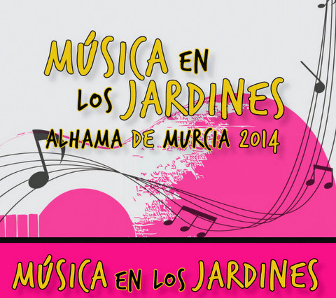 <span style='color:#780948'>ARCHIVED</span> - 23rd July, free concert, Alhama de Murcia