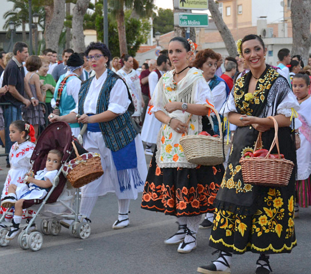 <span style='color:#780948'>ARCHIVED</span> - 27th to 29th June, Fiestas of San Pedro, in San Pedro del Pinatar
