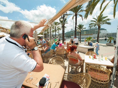 <span style='color:#780948'>ARCHIVED</span> - Foreign tourists spent 259 million euros in Murcia in the first 5 months of 2014