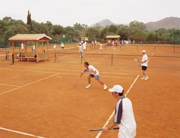<span style='color:#780948'>ARCHIVED</span> - Tennis Packages at La Manga Club