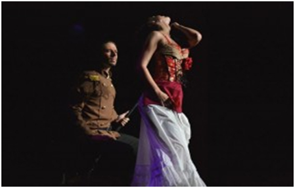 <span style='color:#780948'>ARCHIVED</span> - 19th June, ballet at the Auditorio Infanta Elena in Águilas