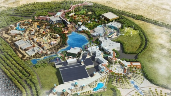 <span style='color:#780948'>ARCHIVED</span> - Spanish government will provide 16-million-euro subsidy for Paramount theme park