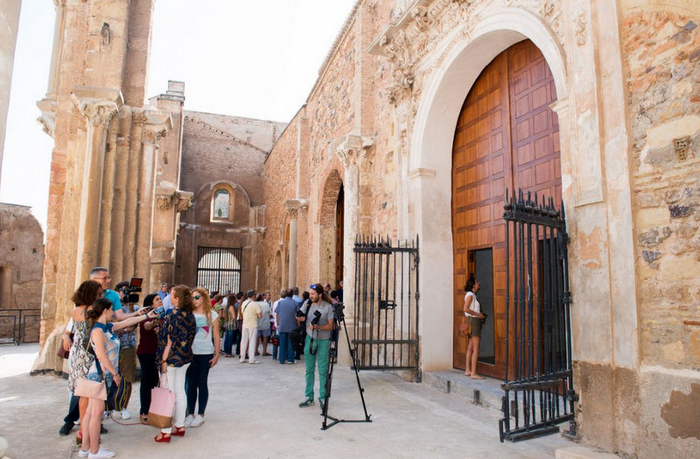 <span style='color:#780948'>ARCHIVED</span> - 27th, 29th, 30th and 31st August, the old cathedral of Cartagena opens to the public