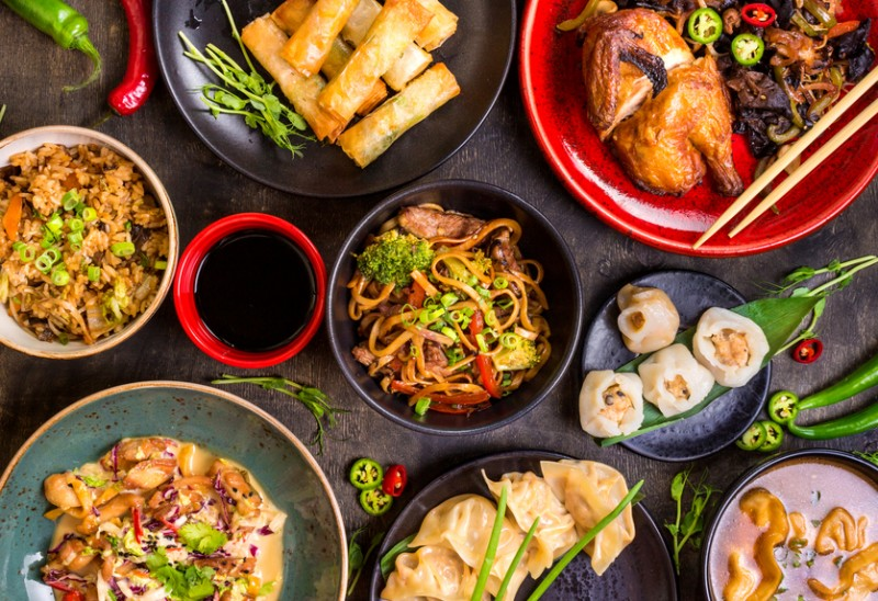 Águilas where to eat: Chinese