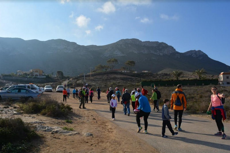 <span style='color:#780948'>ARCHIVED</span> - Aguilas opens new Cabo Cope footpath