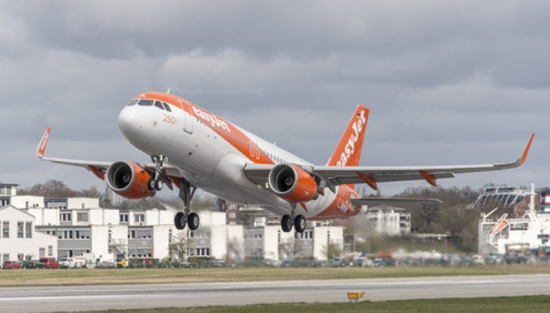 <span style='color:#780948'>ARCHIVED</span> - EasyJet includes San Javier– Southend connection in new 2017 routes