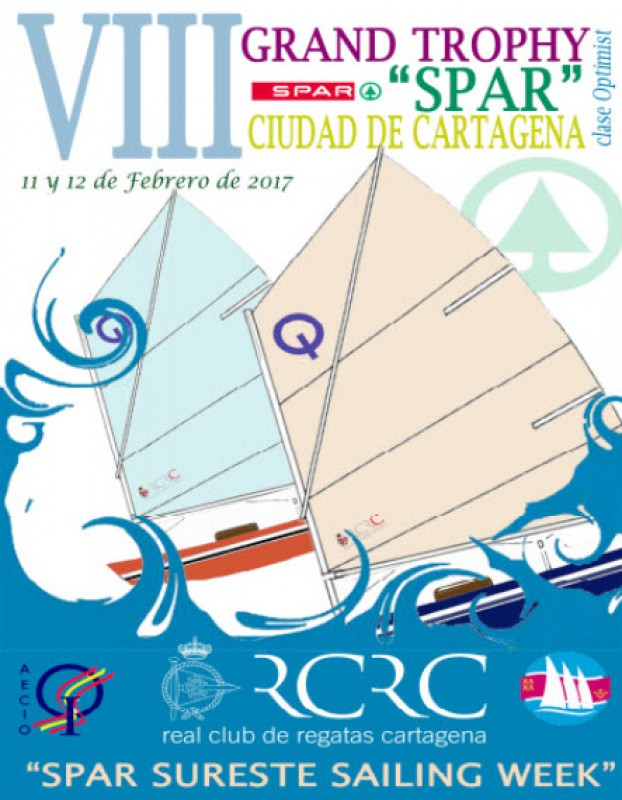 <span style='color:#780948'>ARCHIVED</span> - 11th and 12th February VIII Trofeo Ciudad de Cartagena, III Grand Trophy Spar